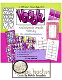 Valentine's Game: Voggle (Boggle)