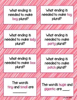 Valentine's Grammar Bump
