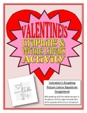 Valentine's Graphing and Linear Equations Activity