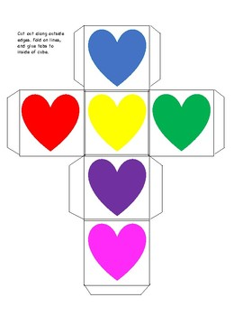 Valentines Heart Graphing