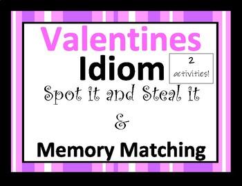 Valentines Idioms