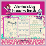 Speech Therapy Valentine's Interactive Language & Articulation