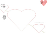 Valentine's Latin Word Root and Derivative Worksheet