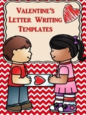 Valentine's Letter Writing Templates