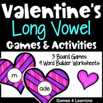 Valentine's Day Activity: Valentine's Day Games and Activi