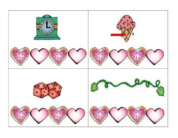 Valentines Long Vowel Words