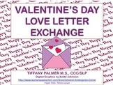 Valentine's Love Letter Exchange
