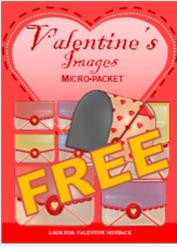 Valentines, Mailbox, Free, Bulletin Board, clip art, decorating, classroom, love