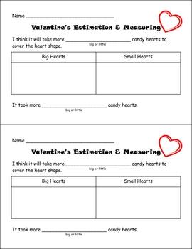 Valentine's Math
