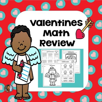 Valentines Math Activities First Grade