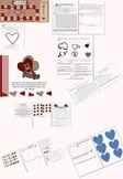 Valentine's Math Activities, Reading Activities, Games, and Centers