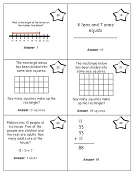 Valentine's Math Activity Pack 2nd 3rd 4th 5th Word Problems Common Core