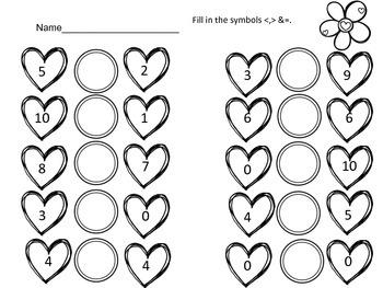 Valentines Math Bundle