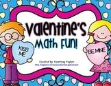 Valentine's Math Fun!