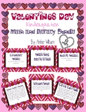 Valentines Math & Literacy Bundle