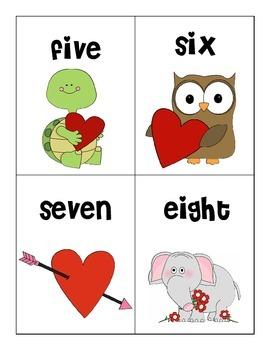 Valentine's Math Pack