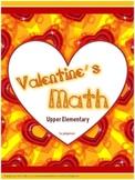 Valentine's Math Packet