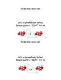 Valentines Math Pun