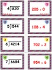 Valentine's Math Skills & Learning Center (Division with 3