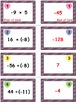Valentine's Math Skills & Learning Center (Multiply & Divide Integers)