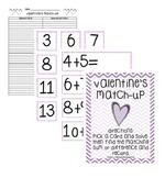 Valentine's Math Stations