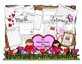 Valentine's Math and Literacy Fun!