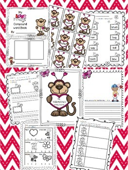 Valentines Math and Literacy Fun
