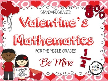 Valentine's Mathematics for the Middle Grades