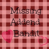 Valentine's Missing Addend