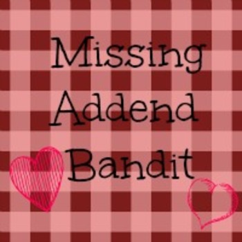 Valentine's Missing Addend