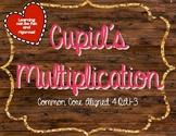 Valentines Multiplication Game
