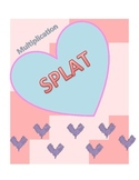 Valentine's Multiplication SPLAT!