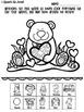 Valentine's NO PREP Articulation Activities: Early Develop
