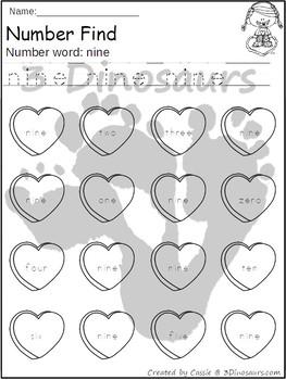 Valentines Number Find