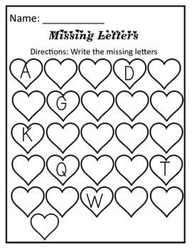 Valentines Package K-2