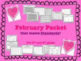 February Packet that Meets Standards!