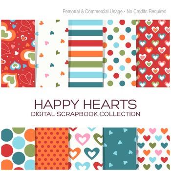 Valentine's Paper Collection - C00011