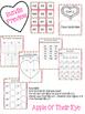 Valentines Phonics  (CVC, Digraph, Blends, CVCe)