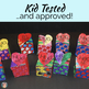 """Valentine's Day Craft Activity: """"Pop Art""""  Gift/Candy Boxes"""