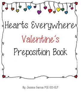Valentine's Preposition book
