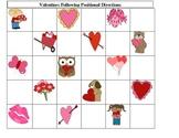 Valentine's Prepositions
