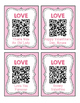 Valentines QR Codes
