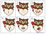 Valentines Read the Room CVC Word Activity