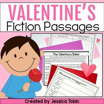 valentine 39 s day activities reading comprehension tpt. Black Bedroom Furniture Sets. Home Design Ideas