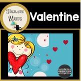 Valentine Thematic Unit