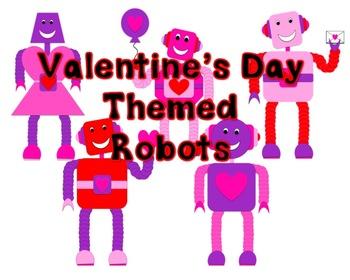 Valentine's Robots