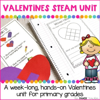 Valentines STEAM Centers Unit   Science Centers for Primary Grades