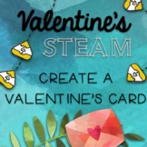 Valentines STEAM: Create a Valentines Card with Circuit Stickers
