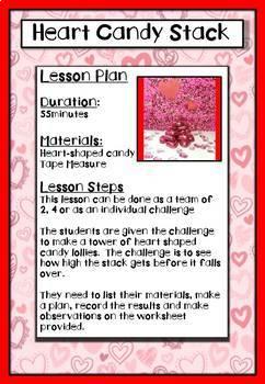 Valentines STEM Activities