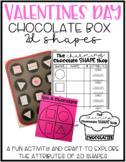 2D Shape Chocolate Shop